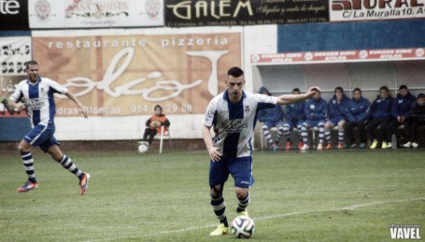 """Matteo Candolini: """"Estoy contento con mi debut"""""""