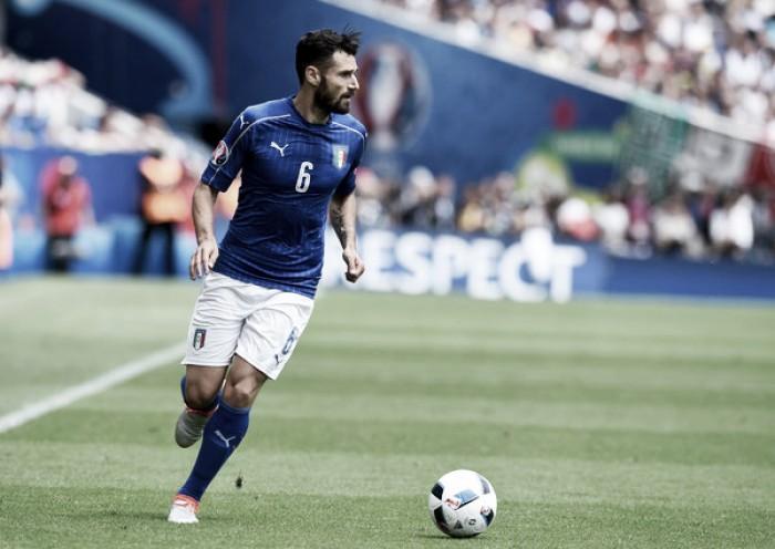 Candreva não se recupera de lesão muscular e vira desfalque da Itália para jogo contra Espanha