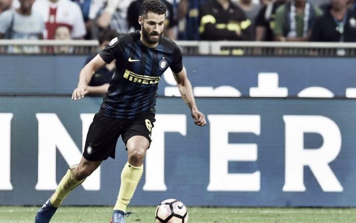 """Inter, Candreva: """"Peccato per la Coppa, ora la testa deve essere al campionato"""""""
