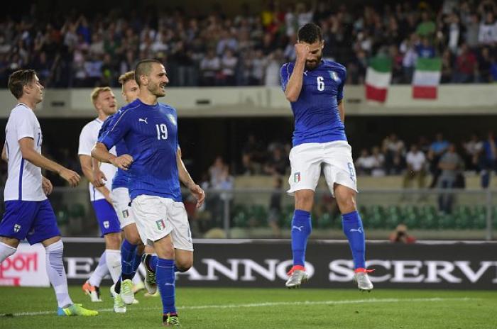Verso Euro 2016, Candreva - De Rossi: tutto facile per gli Azzurri con la Finlandia