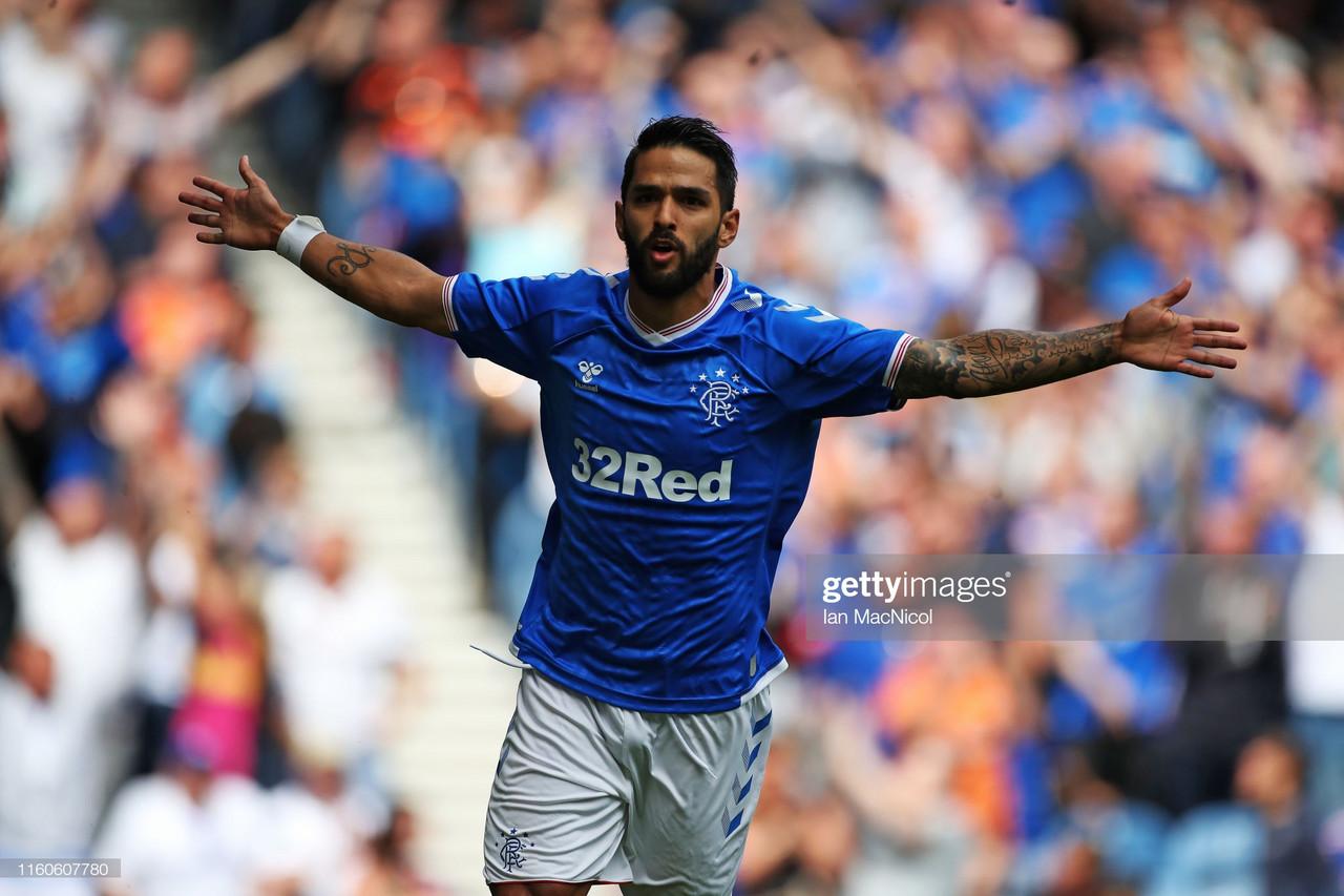 Daniel Candeias joins Genclerbirligi from Rangers