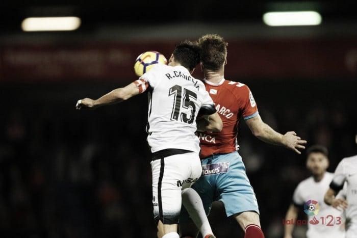 CD Lugo - Sporting de Gijón: puntuaciones Sporting, jornada 23 de LaLiga 123