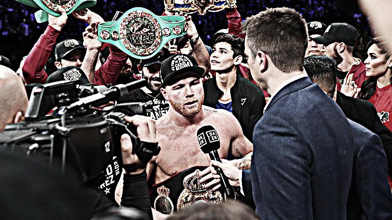 Boxeo Internacional: Canelo es sinónimo de unificación