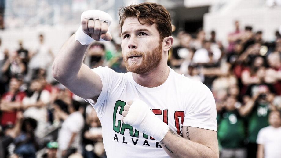 Canelo Álvarez desafía a Rocky Fielding