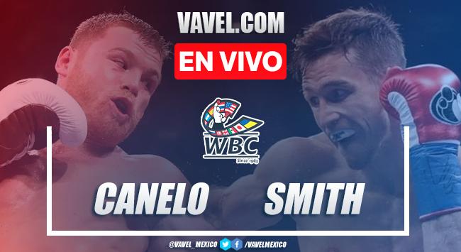 Resumen y mejores momentos de la victoria de Canelo Álvarez vs Callum Smith en Box 2020