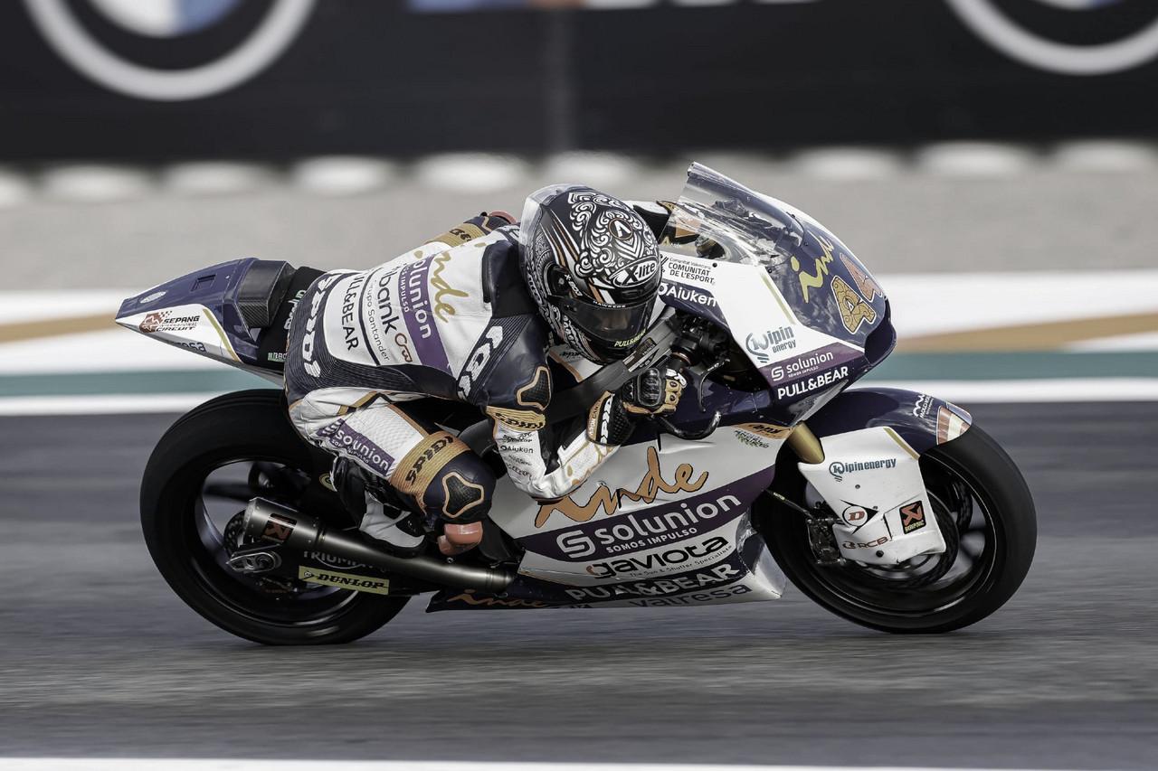 Moto2: Detrás de las cámaras con Aron Canet
