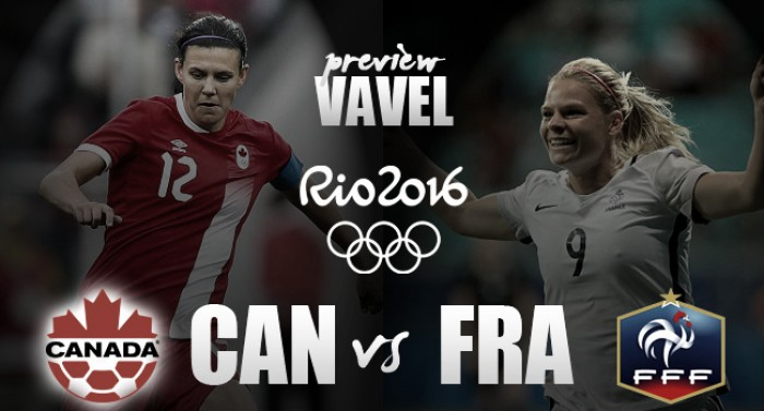 Canada vs France Preview: A repeat of the London 2012 Olympic semi-final
