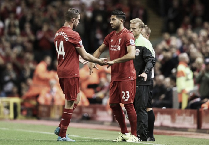 Liverpool's midfield: Time for experimentation?