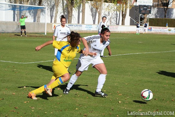 Segunda División Femenina: el Canillas cae en La Solana