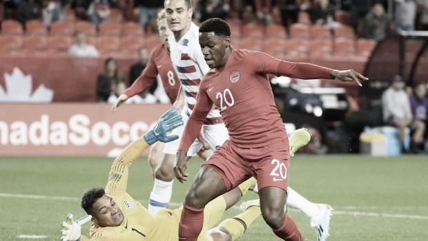 Canadá 2-0 Estados Unidos: Un paso en falso en el grupo A