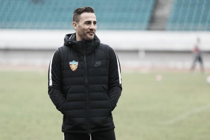 """Cannavaro pigliatutto dal Tianjin: """"Abbiamo cercato Mertens e Lukaku"""""""