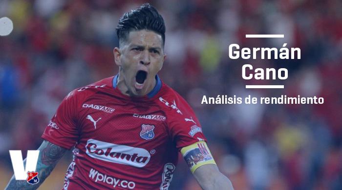 Análisis VAVEL, Independiente Medellín 2018-II: Germán Cano