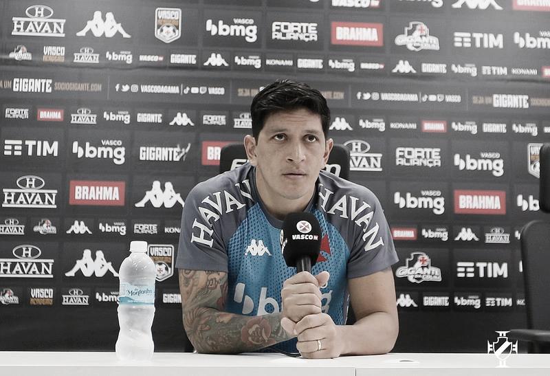 Germán Cano fica no Vasco até o final da temporada