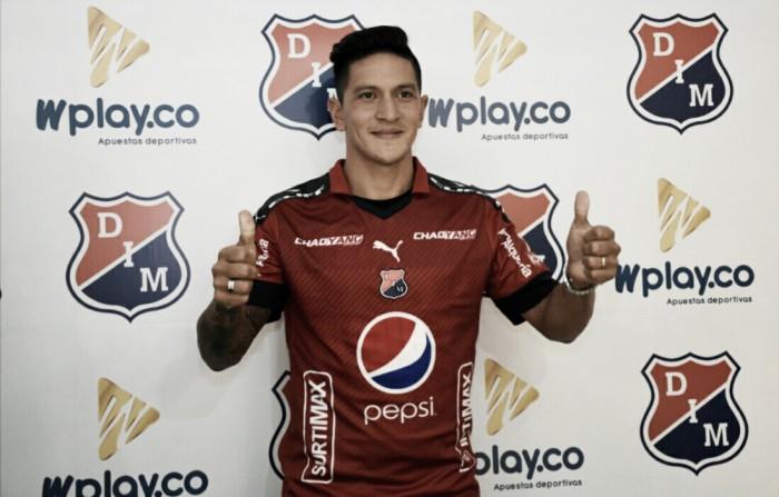 Germán Ezequiel Cano regresa al Independiente Medellín