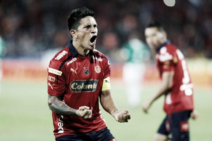 Germán Cano dejó Pachuca para volver a DIM