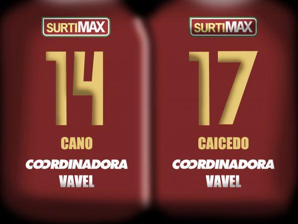 ¿Se acoplarán Cano y Caicedo?