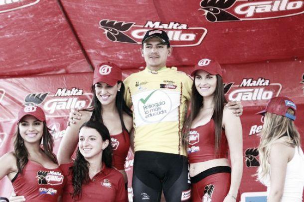 Alex Cano campeón de la Vuelta a Guatemala