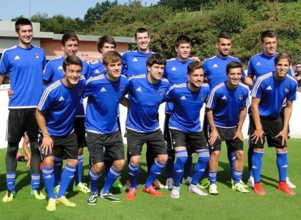 Real Sociedad 2015/2016: Jóvenes valores
