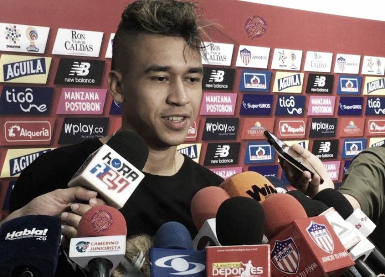 """Víctor Cantillo: """"Tenemos que estar atentos, concentrados y ser letales adelante para sumar tres puntos importantes"""""""