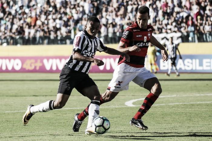 Ainda com chances de classificação à Libertadores, Atlético-MG encara virtual rebaixado Atlético-GO