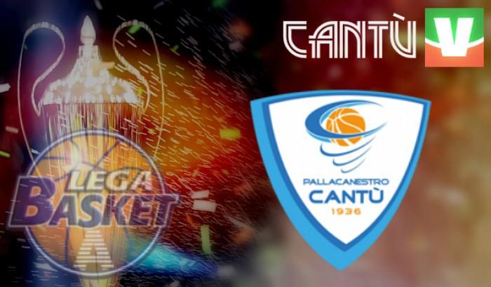 Guida Vavel Legabasket 2016/17: Pallacanestro Cantù