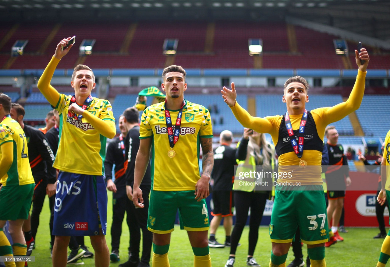 Three Canaries called up to Young Lions squad
