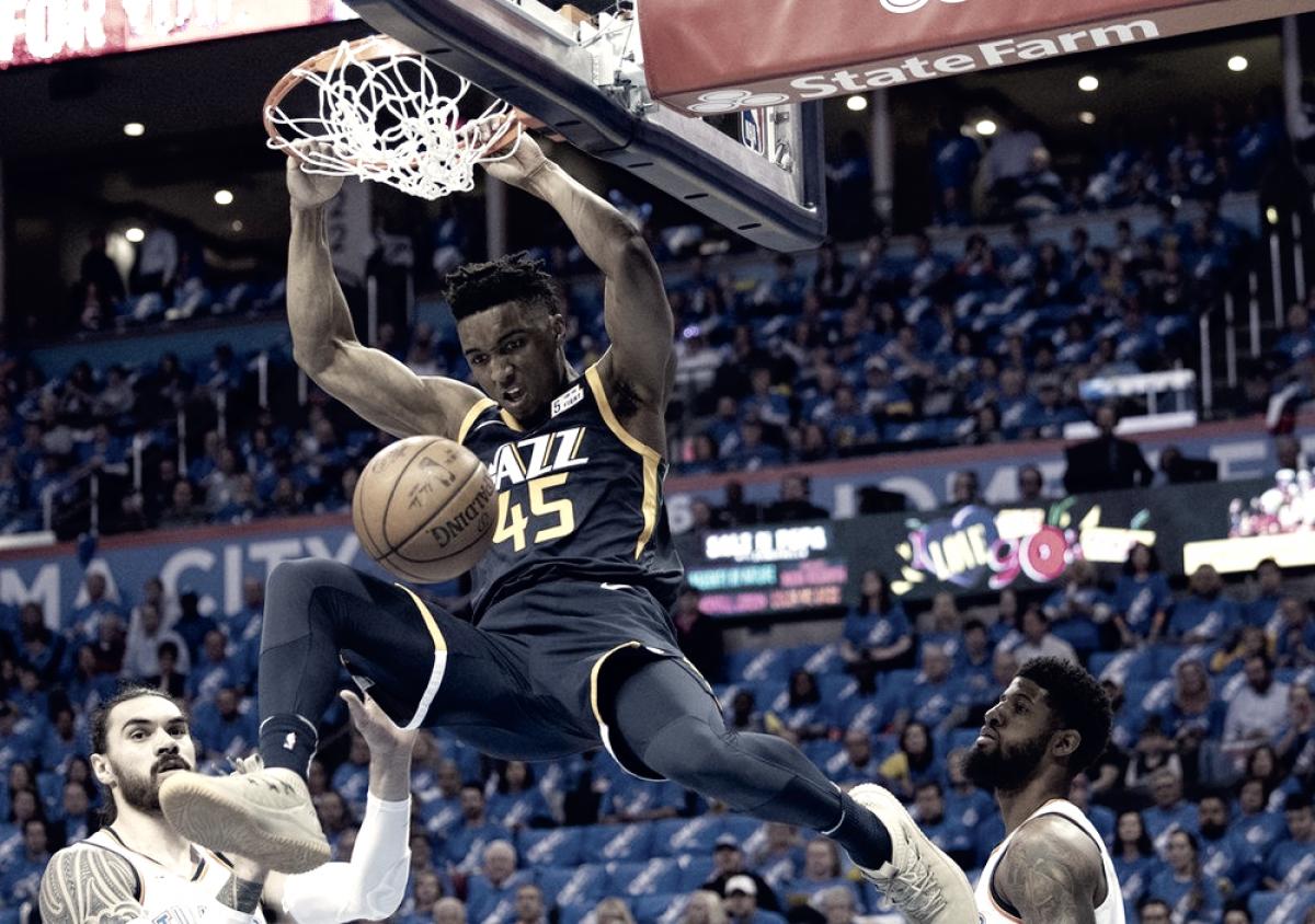 NBA Playoffs - L'ansia di Utah: Mitchell in dubbio per gara 2