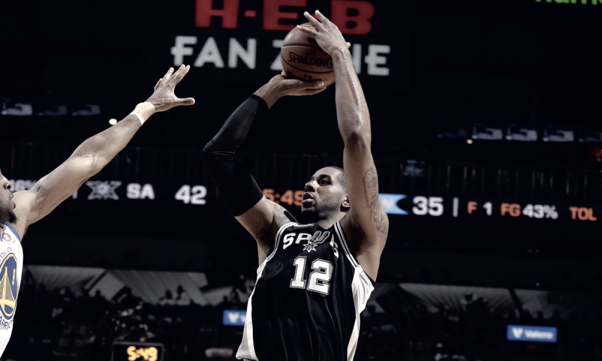 NBA Playoffs - Gli Spurs non mollano: Golden State cade a San Antonio
