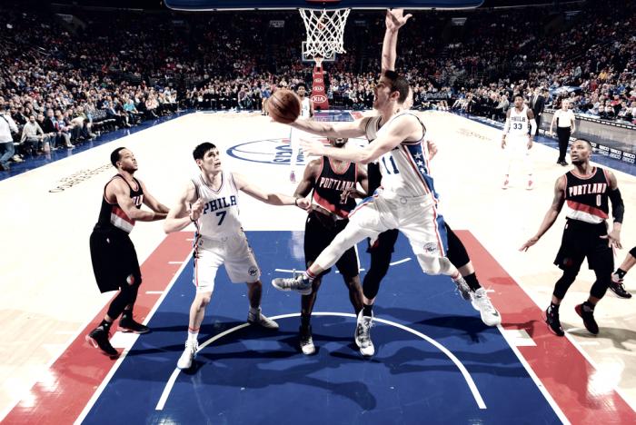 NBA - Phila allo scadere contro Portland, ok Hornets e Hawks