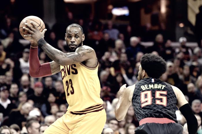 NBA - Cleveland perde anche contro Atlanta, Memphis ok con i Knicks