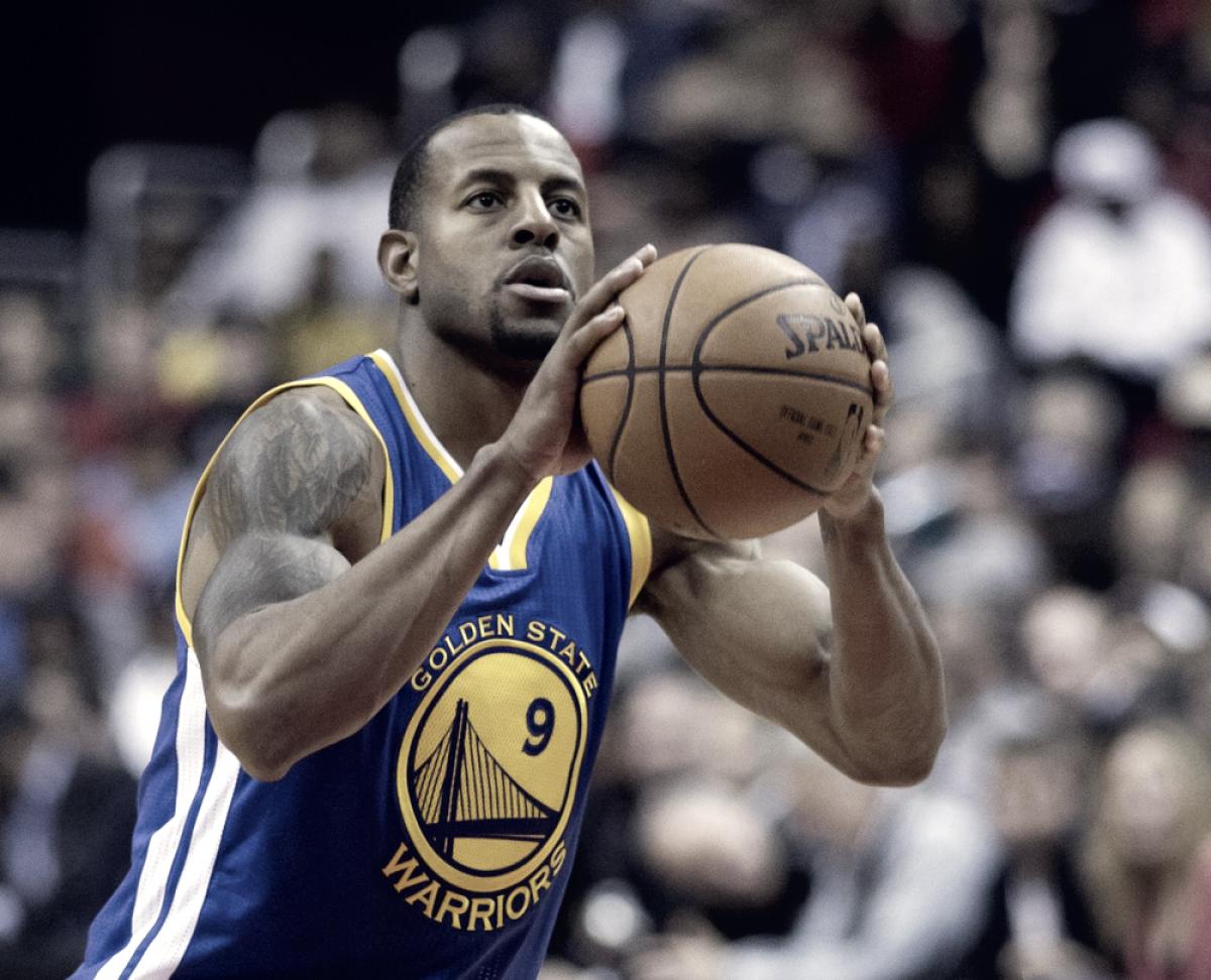 NBA Playoffs - Golden State in ansia: Iguodala non è ancora al meglio