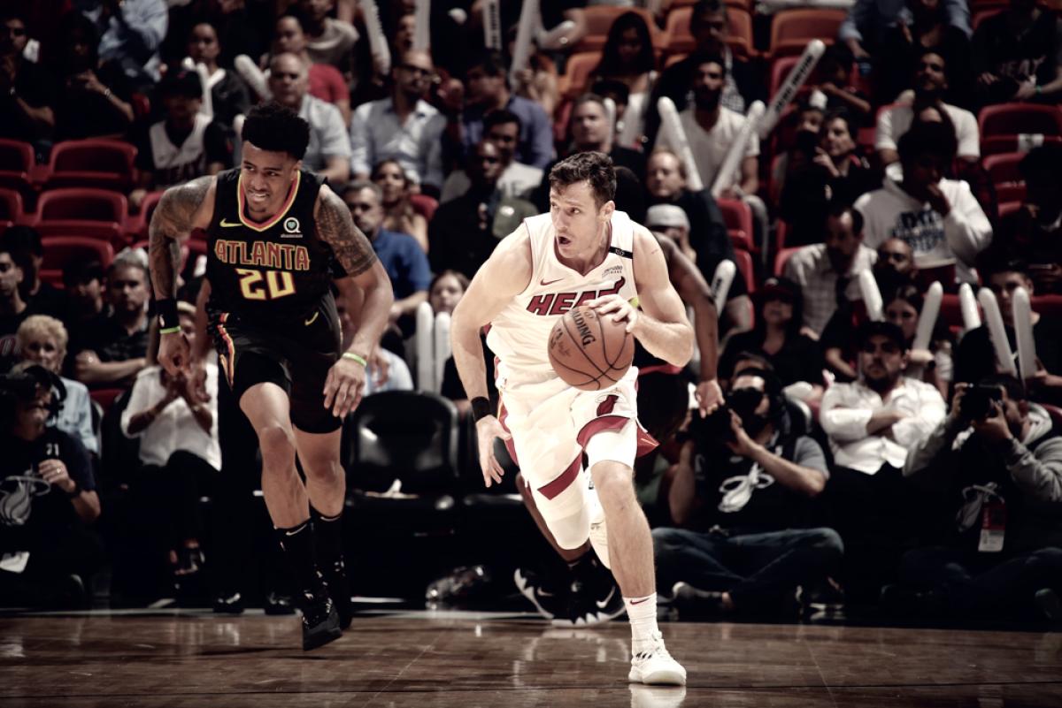 NBA - Miami resiste agli Hawks, Portland crolla a Dallas, ok Orlando, Chicago e Phoenix