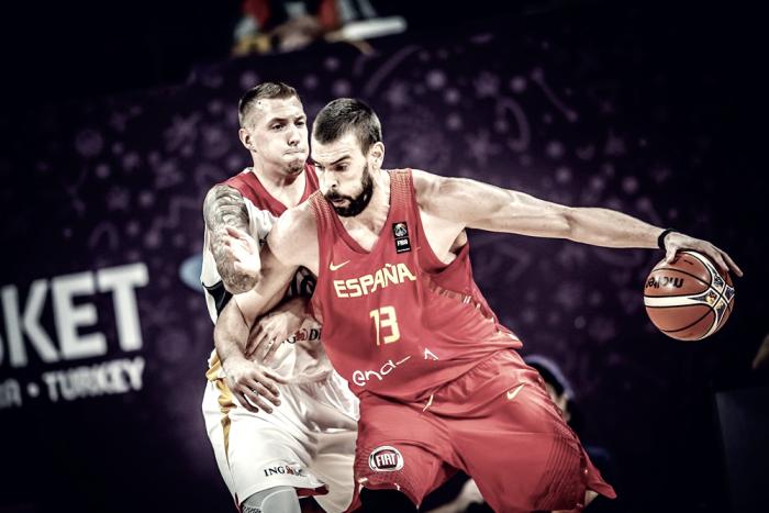 Eurobasket 2017 - I fratelli Gasol fanno impazzire la Germania: la Spagna vola in semifinale