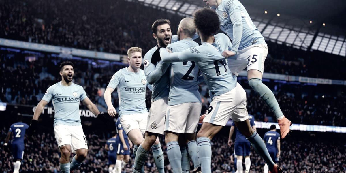 Manchester City, campeón de la Premier