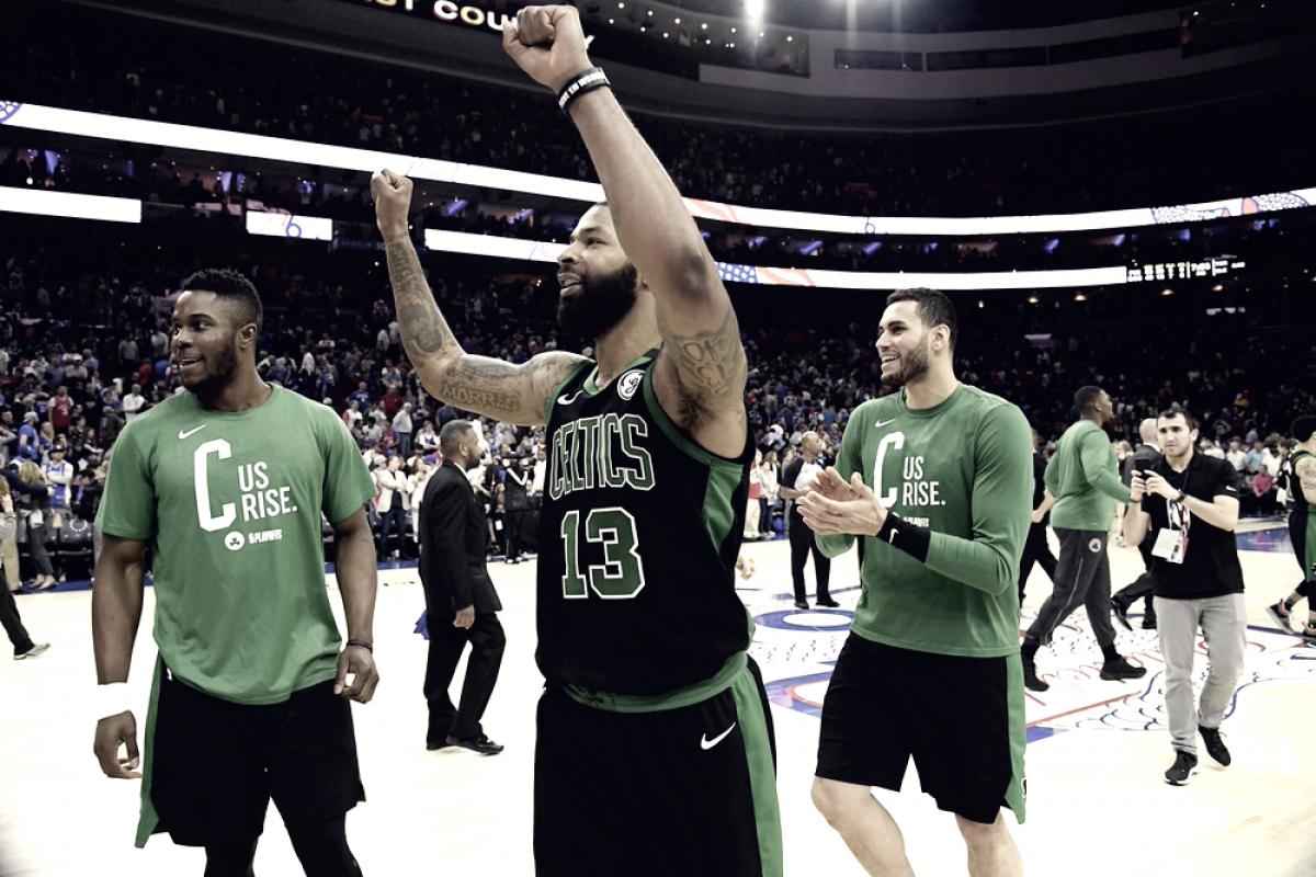 """NBA Playoffs - Marcus Morris lancia la sfida: """"Sono il secondo migliore della lega a difendere LeBron"""""""