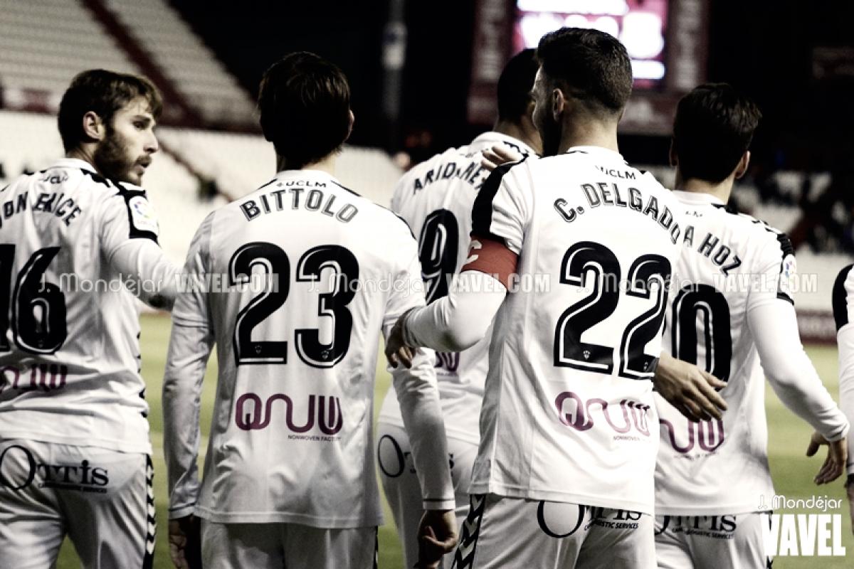 El playoff de ascenso, al alcance del Albacete Balompié