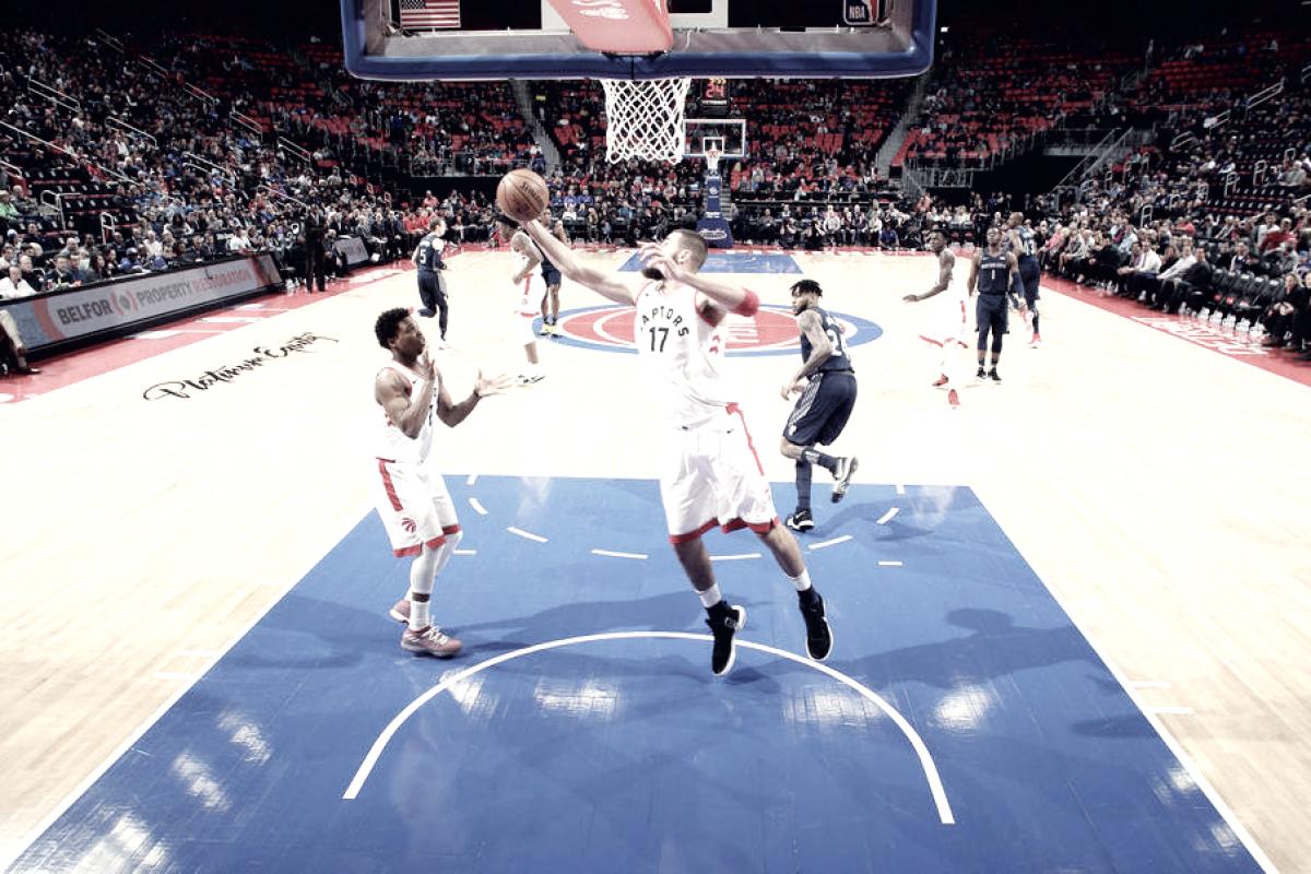 NBA - Toronto espugna il Little Caesars Arena, vittorie interne per Bucks e Nets