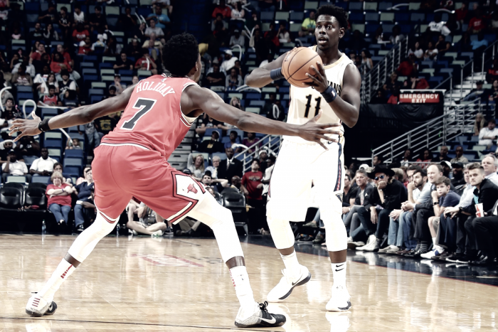 NBA Preseason - I Bulls rimontano New Orleans, Phoenix sorprende i Trail Blazers