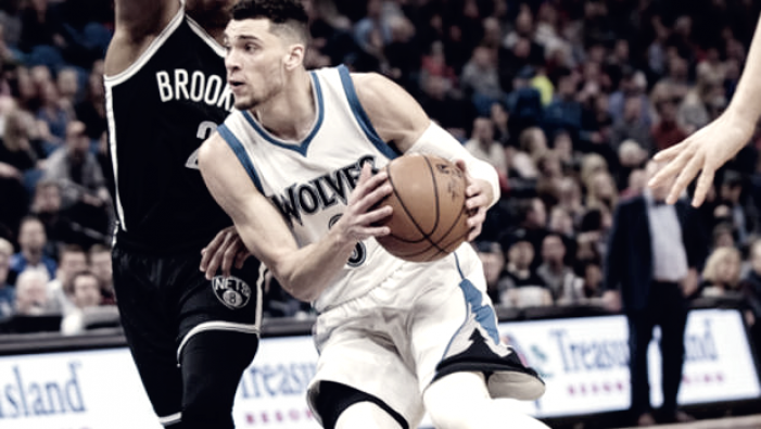 NBA - Breaking News: LaVine si rompe il legamento crociato e chiude la sua stagione
