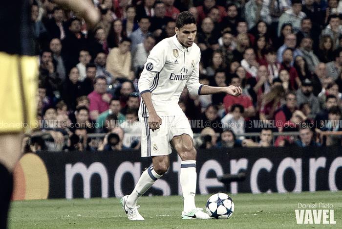 """Varane: """"Mi sueño es seguir haciendo historia en el Real Madrid"""""""