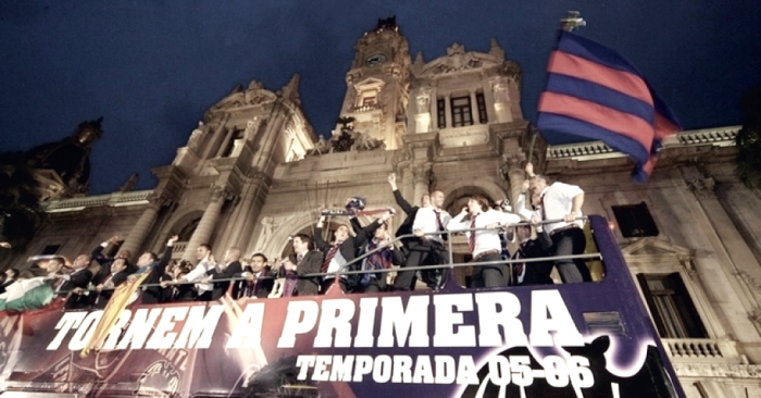 Cinco días, una victoria y un ascenso del Levante UD