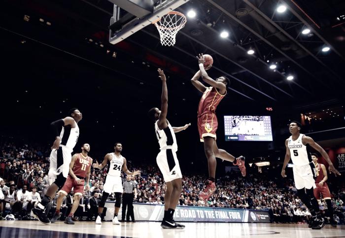 NCAA - Trojans e Aggies completano il tabellone, sconfitti Providence e North Carolina Central
