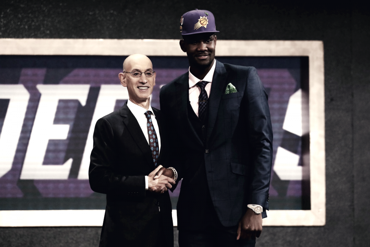 NBA Draft - Ayton prima scelta, Doncic alla terza ma viene scambiato ai Mavs, crolla Porter Jr.