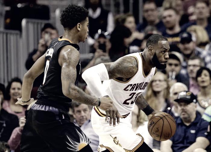 NBA - Ai Cavs basta il primo tempo, Suns battuti con facilità