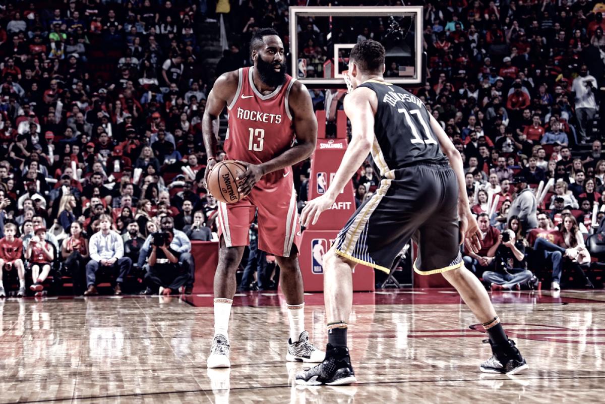 NBA Playoffs Preview - Rockets vs Warriors: Finals anticipate?