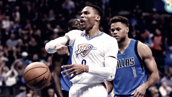 NBA - Westbrook da favola, OKC supera Dallas