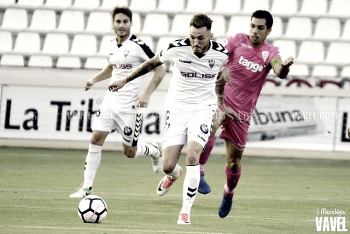 El Albacete Balompié decide rescindir los contratos de los alicantinos Josan y José Fran