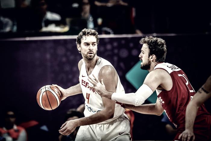 Eurobasket 2017 - Il cuore della Turchia non basta: ad Istanbul passa la Spagna