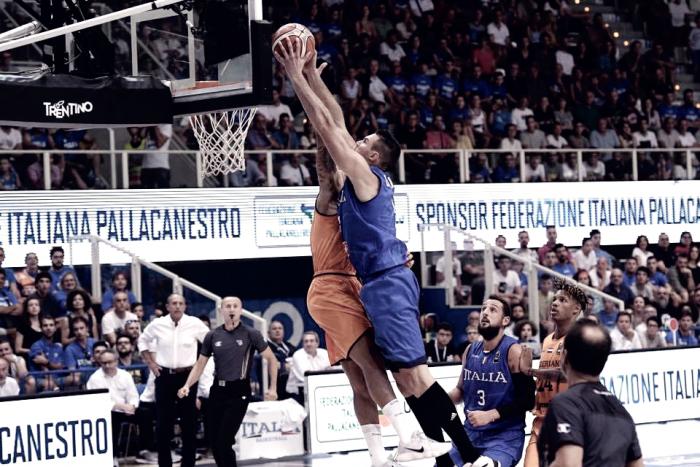 Italbasket - Gli Azzurri non brillano ma l'Olanda va ko 66-57