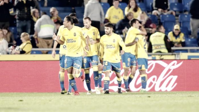 UD Las Palmas - Real Betis Balompié: puntuaciones UD Las Palmas, jornada 14